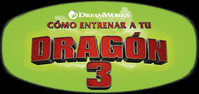 Como entrenar a tu dragón 3