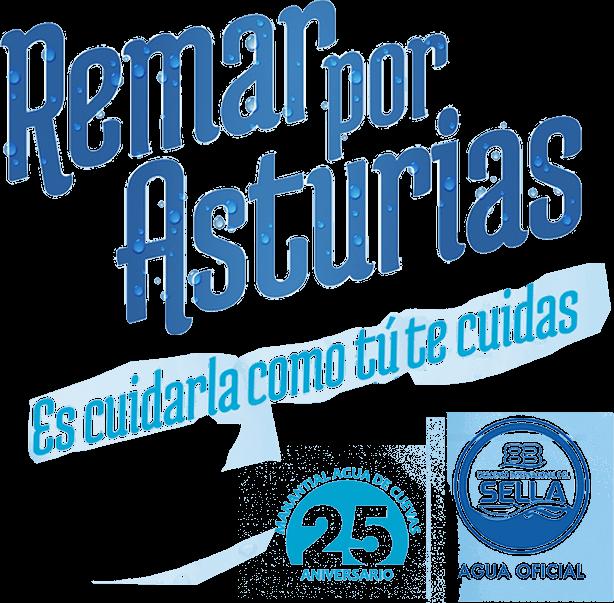 Remar por Asturias es cuidarla como tú te cuidas