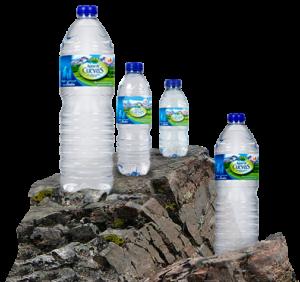 formatos agua embotellada agua de cuevas