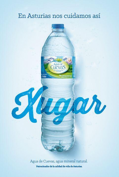 Xugar-Agua de Cuevas: Agua Mineral de Asturias